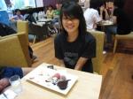 Our Birthday girl - Xinmin